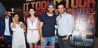 Manoj Bajpayee and Amol Parashar grace Traffic special screening