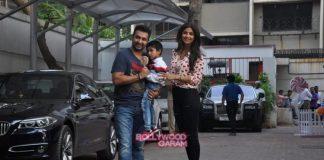 Shilpa Shetty and Raj Kundra throw birthday bash as son Viaan turns 4