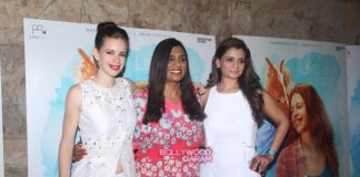Kalki Koechlin and Radhika Apte grace Waiting special screening