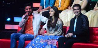 Aishwarya Rai Bachchan promotes Sarabjit on Sa Re Ga Ma Pa