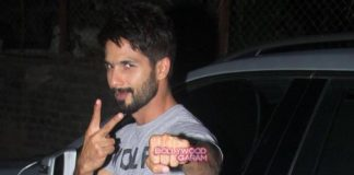 Shahid Kapoor busy in Udta Punjab promotions