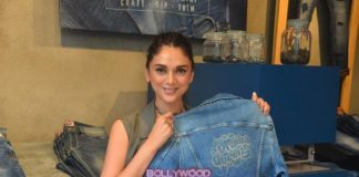 Aditi Rao Hydari launches Grazia Magazine at Pepe store
