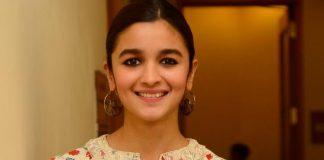 Pretty Alia Bhatt promotes Udta Punjab