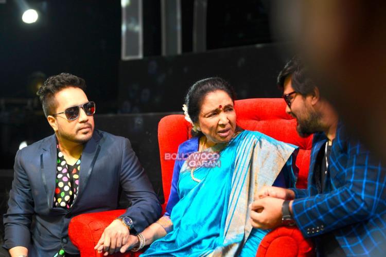 Asha Bhonsle Sa re2