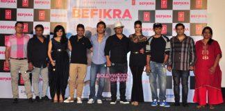 Tiger Shroff and Disha Patani launch Befikra song