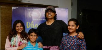 Nagesh Kukunoor and Kabir Khan at Dhanak screening