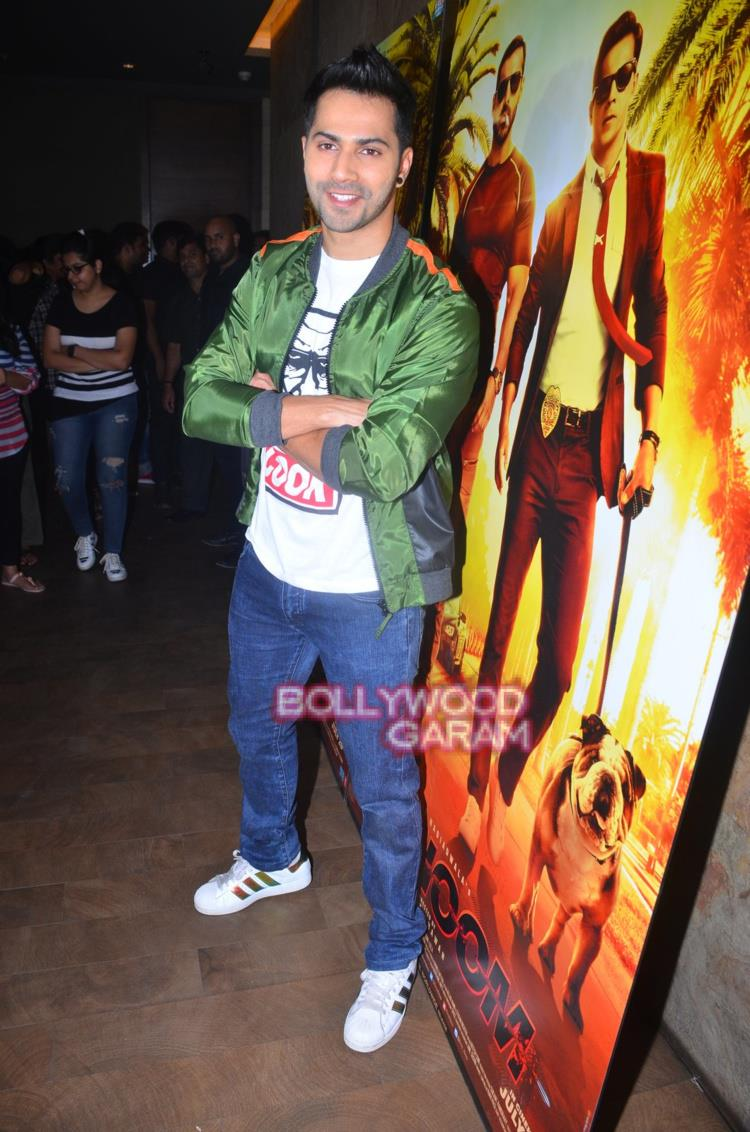 Dishoom song launch2