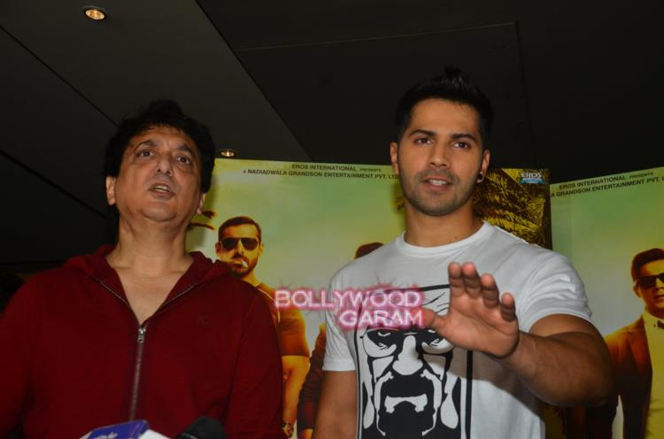 Dishoom song launch3
