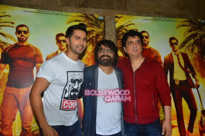 Dishoom song launch6