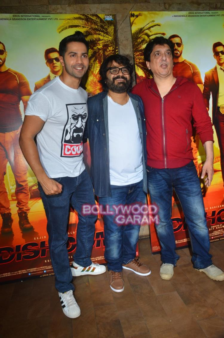 Dishoom song launch7