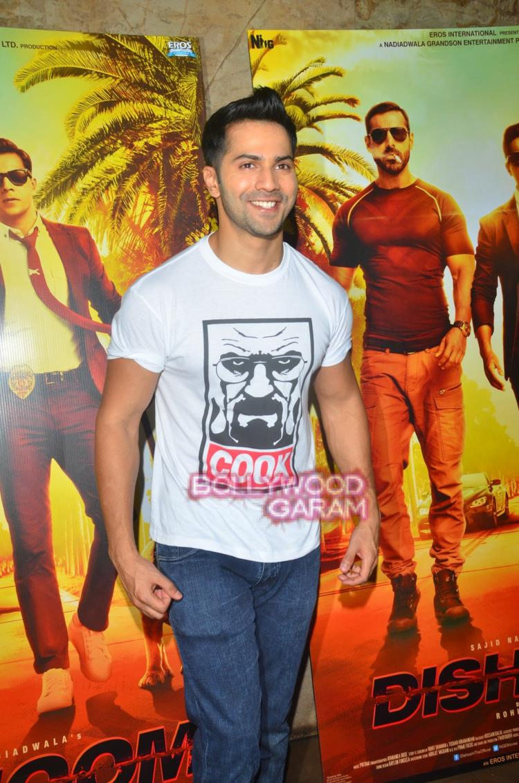 Dishoom song launch8