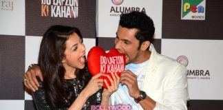 Randeep Hooda and Kajal Agarwal promote Do Lafzon Ki Kahaani
