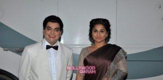 Vidya Balan and Mangesh Desai promote Ek Albela