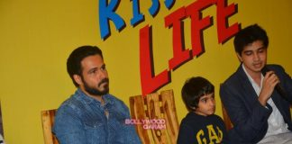 Emraan Hashmi launches The Kiss of Life book on son's fight with cancer