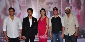 Rajeev Khandelwal and Gauhar Khan launch Fever trailer