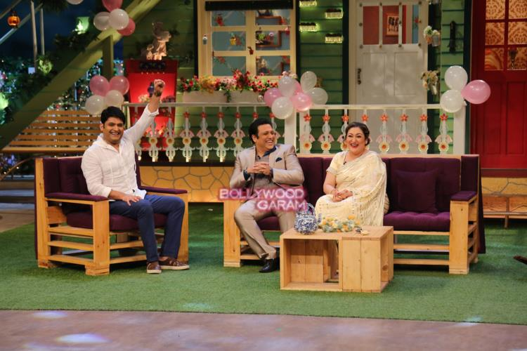 Govinda kapil show1