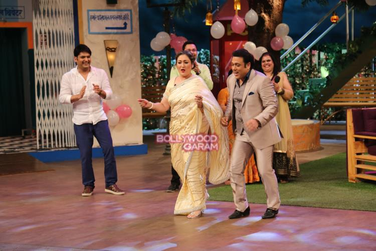 Govinda kapil show2