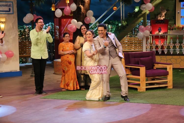 Govinda kapil show3