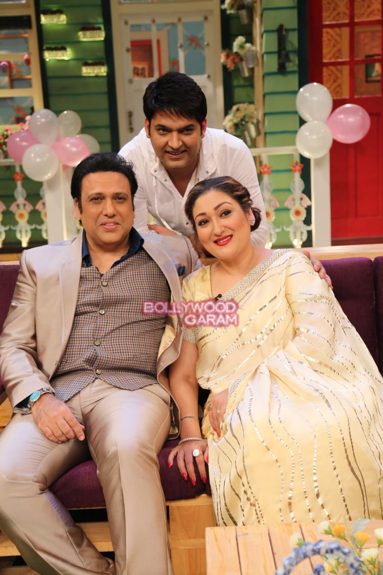 Govinda kapil show5