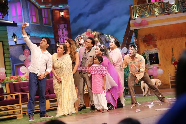 Govinda kapil show8