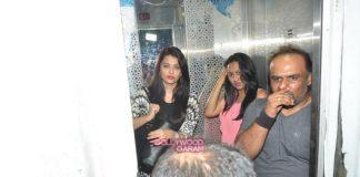 Aishwarya Rai and Kunal Kapoor catch special screening of Housefull 3