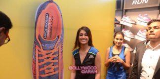 Ileana D'Cruz launches sports store in Hyderabad