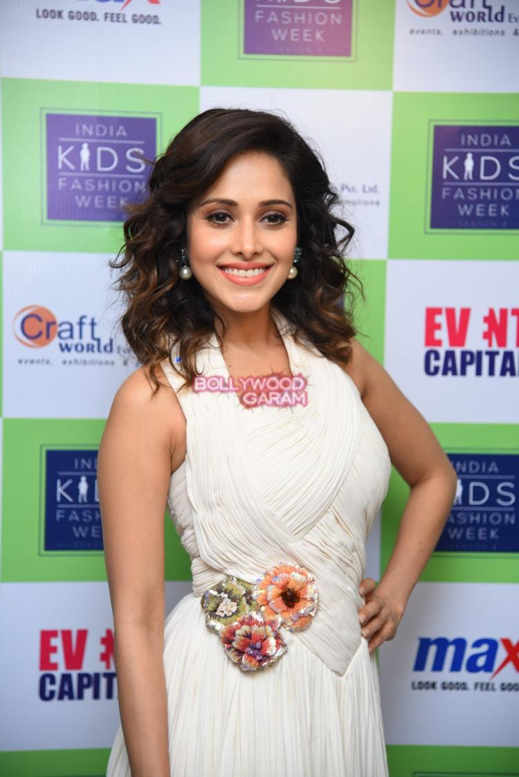 Darsheel Safary, Suhani and Nushrat Bharucha at India Kid ...