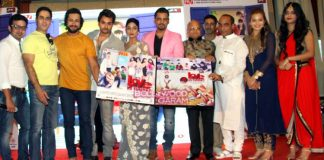 Sukhwinder Singh, Rahul Roy and others launch Love Ke Funday audio