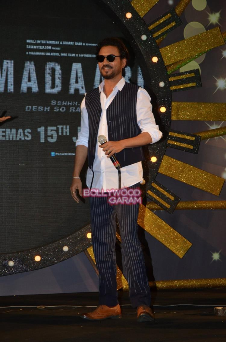 Madaari promotions4