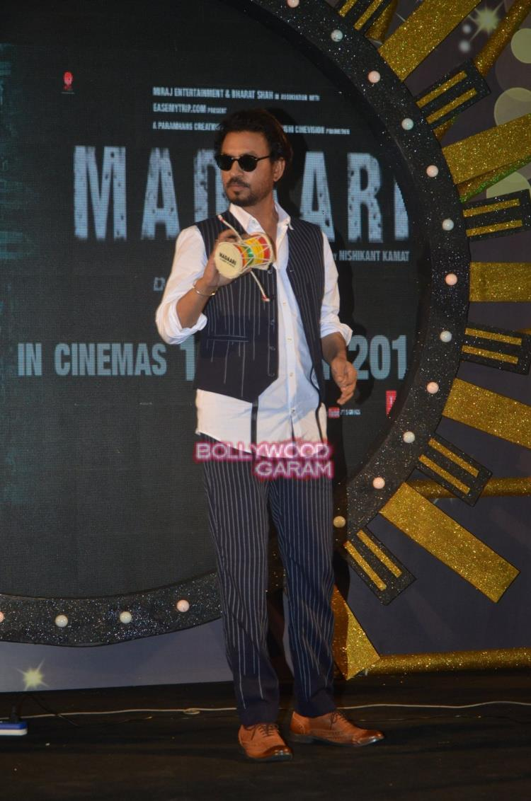 Madaari promotions8