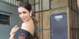 Malaika Arora stuns on India's Got Talent sets