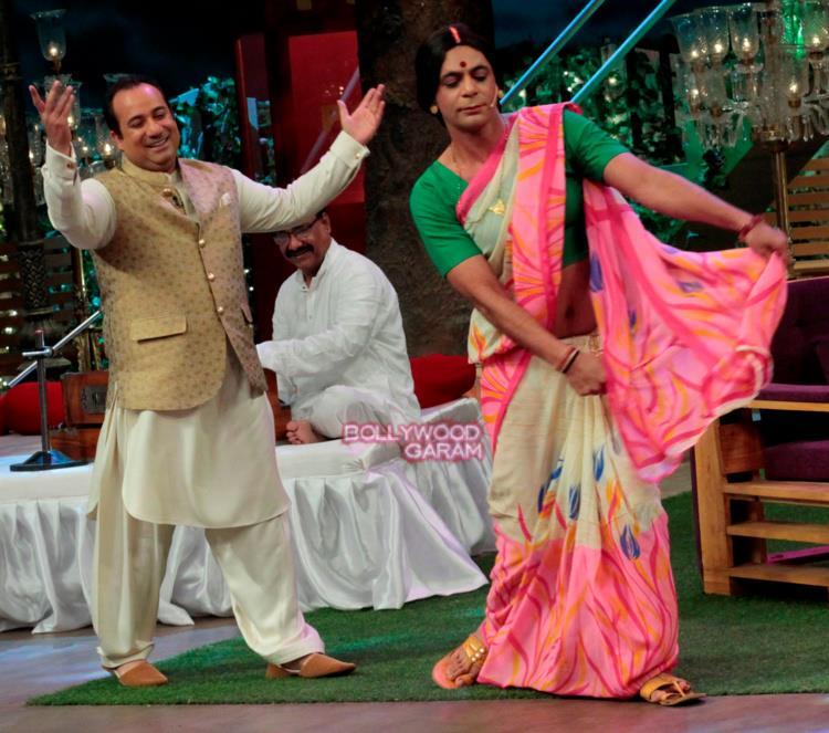 Rahat fateh kapil show5