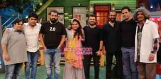 Anurag Kashyap and Nawazuddin Siddiqui promote Raman Raghav 2.0 on The Kapil Sharma Show