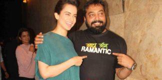 Kangana Ranaut graces special screening of Raman Raghav 2.0
