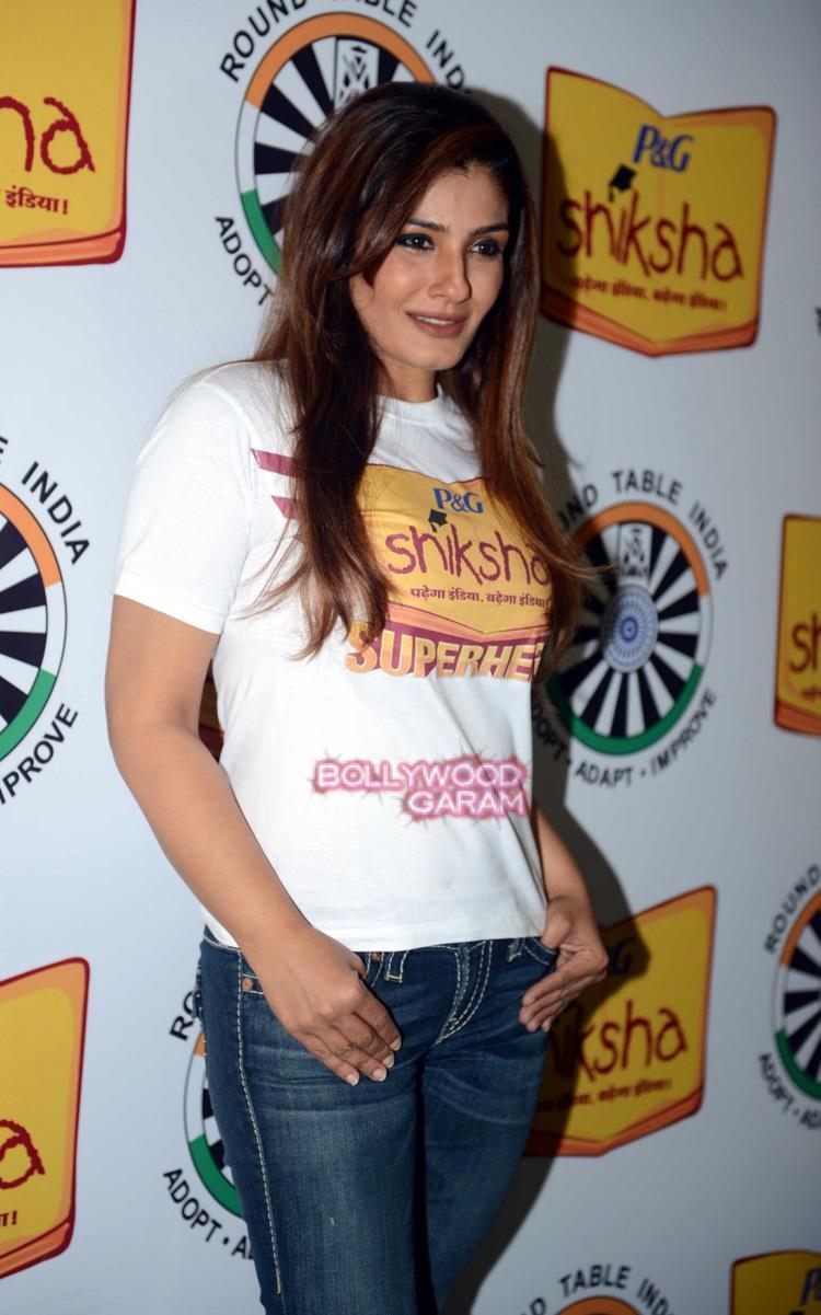 Raveena P & G4