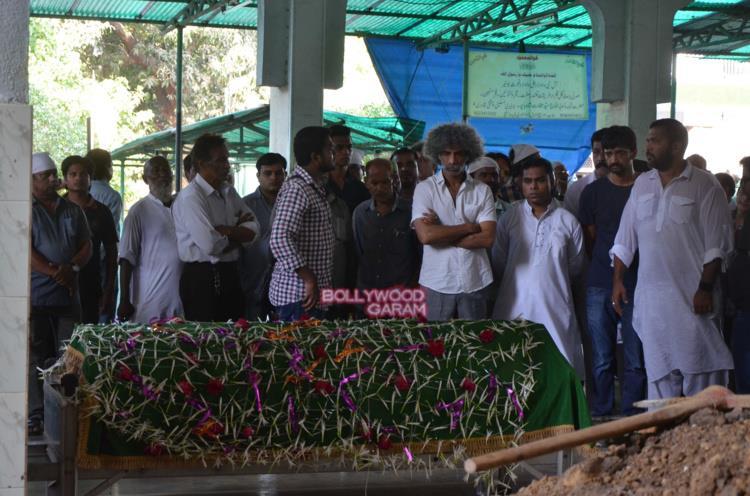 Razak Khan funeral3