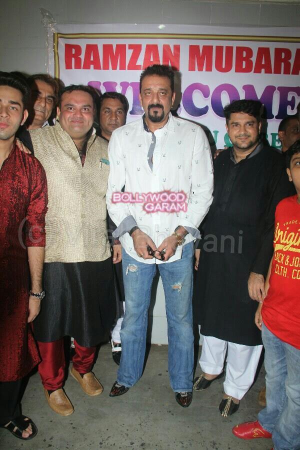 Sanjay dutt ramzan3
