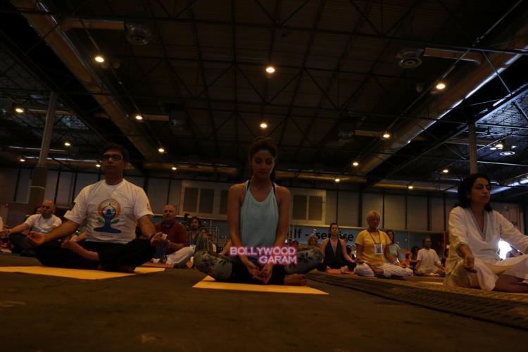 Shilpa yoga2