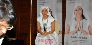 Sofia Hayat hosts press conference on her transformation