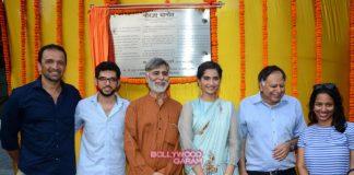 Sonam Kapoor inaugurates junction named after Neerja Bhanot
