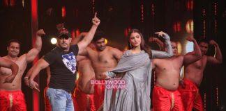 Salman Khan and Anushka Sharma promote Sultan on sets of Sa Re Ga Ma Pa