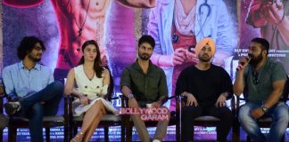 Udta Punjab crew thanks media for support at press event