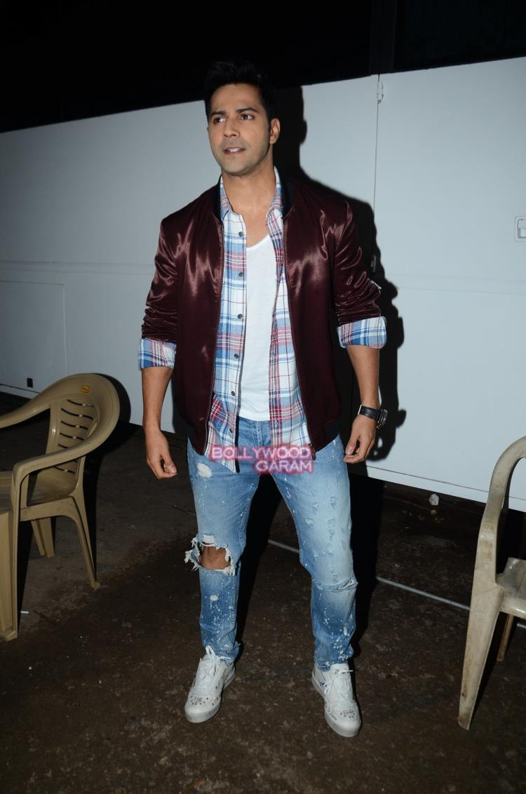 Varun Dhawan dishoom2