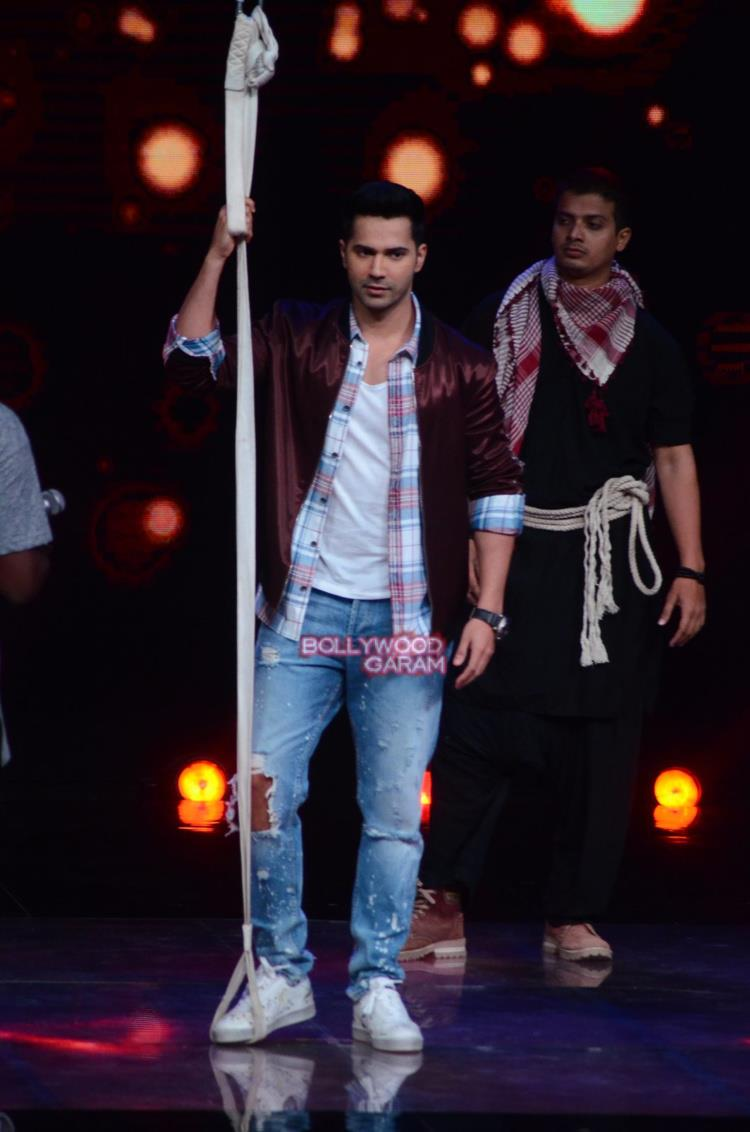 Varun Dhawan dishoom5