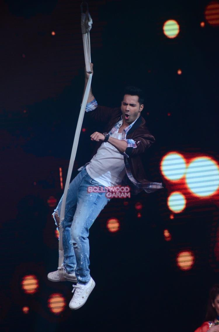 Varun Dhawan dishoom6