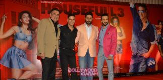Housefull 3 team celebrates success at press conference