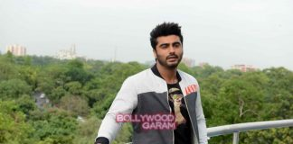Arjun Kapoor promotes Ice Age: Collision Course in New Delhi