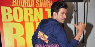 Unwell Manoj Bajpayee promotes Budhiya Singh – Born To Run