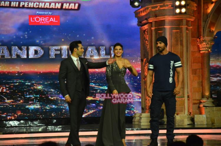 Dishoom on IGT1