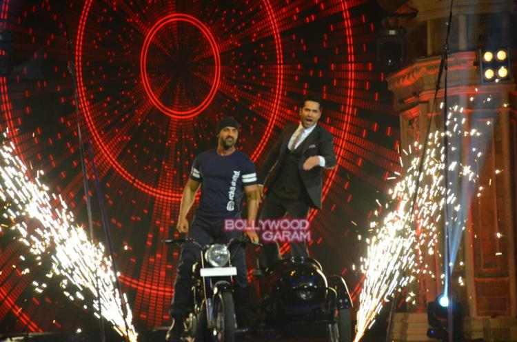 Dishoom on IGT2